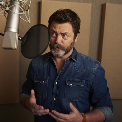Listen to Nick Offerman Read Mark Twain's 'The Adventures of Tom Sawyer'