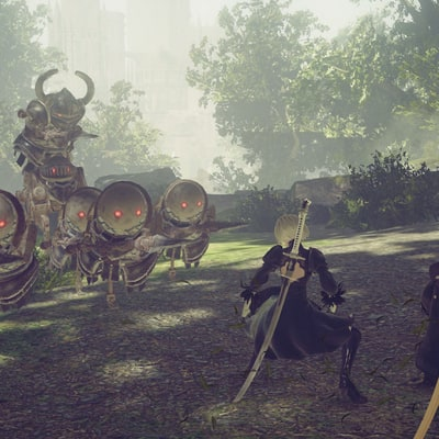 'Nier: Automata' Sales Pass 2 Million, Could Become a 'Future Franchise' for Square