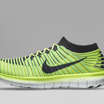Nike Free RN Motion Flyknit: The Running Shoe That Moves With You