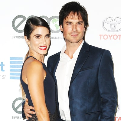 Ian Somerhalder Gushes Over One Day Starting a Family With Wife Nikki Reed: 'I Am So Blessed'