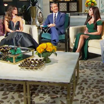 'The Real Housewives of New Jersey' Season 7 Reunion Trailer Reveals Threats, Wild Accusations and Tears