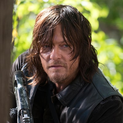 Norman Reedus Warns 'Walking Dead' Fans to 'Bring a Blankie' for 'Heavy' Season Premiere