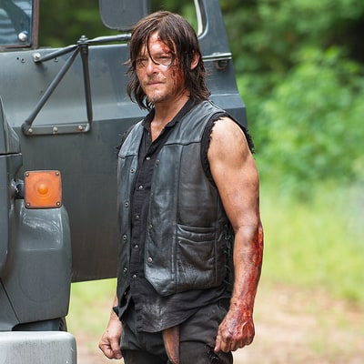 Daryl's Team Battles a New Gang in 'The Walking Dead' Midseason Premiere: Watch the First Four Minutes