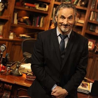 On the Couch with David Feherty