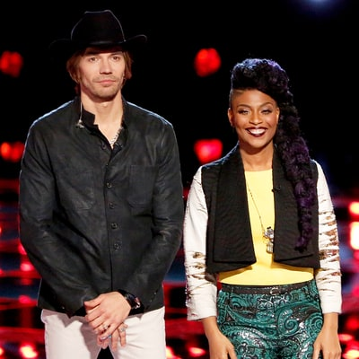The Voice's Semifinalists Revealed: Austin Allsup and Courtney Harrell Go Home; Miley Cyrus Gets Emotional