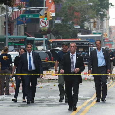 Governor Cuomo Calls NYC Chelsea Explosion 'Act of Terrorism,' But Not Internationally Linked