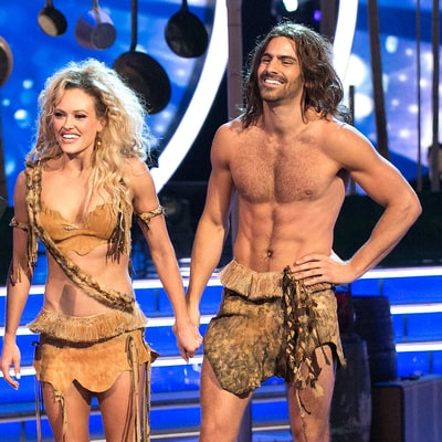 Sexy, Shirtless 'Dancing With the Stars' Hunks: Derek Hough, Maksim Chmerkovskiy, Nyle DiMarco and More!