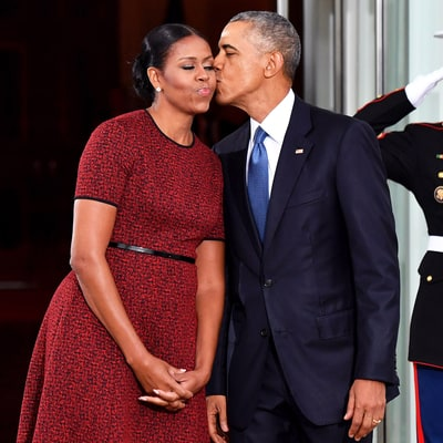 See Michelle Obama's Final Look as First Lady