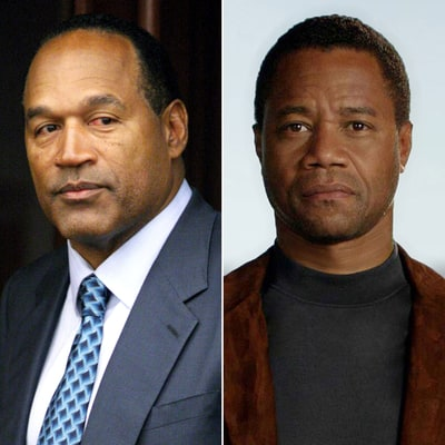 What Does O.J. Simpson Think of Cuba Gooding Jr.'s Portrayal in 'American Crime Story'?