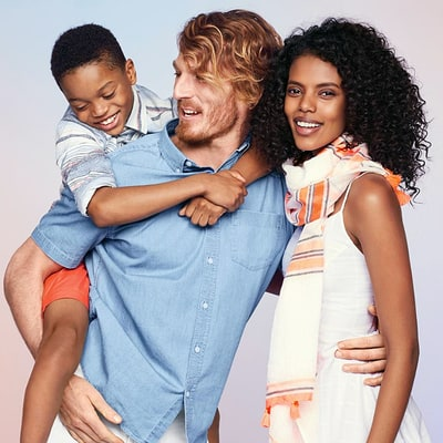 Twitter's Response to Old Navy Ad Featuring Interracial Family Will Shock You