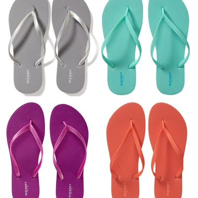 Old Navy Flip-Flops Will Be Just $1 on Saturday, June 25
