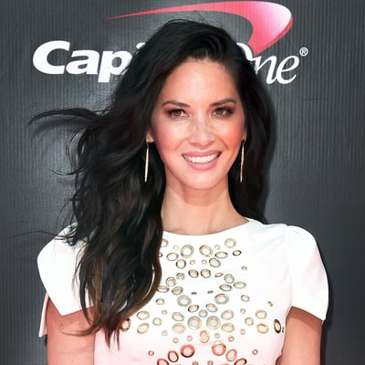 Olivia Munn's Textured Beach Waves Are So Flawless, a Mermaid Would Be Jealous