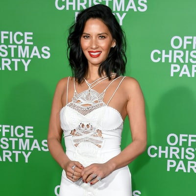 Olivia Munn Chopped 12 Inches of Hair to Get This Textured Bob