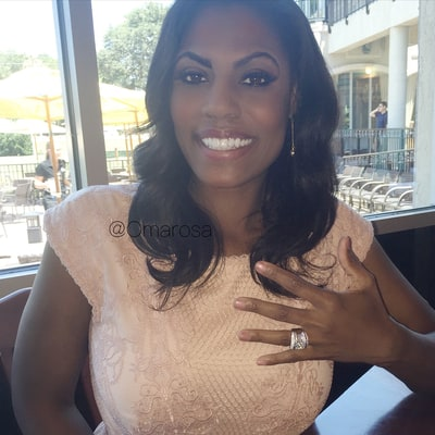 Omarosa Is Engaged to John Allen Newman — See Her Ring!