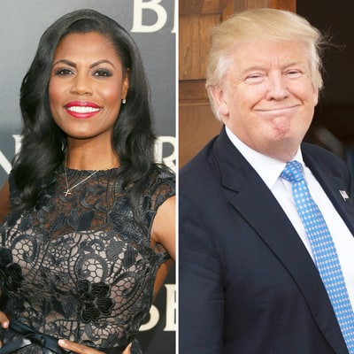 Omarosa Manigault Defends Donald Trump:' I Am Living the American Dream' Because of Him