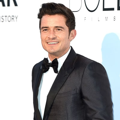 Orlando Bloom (Almost but Not Quite Naked) Grabs Katy Perry's Boobs ...  Orlando Bloom