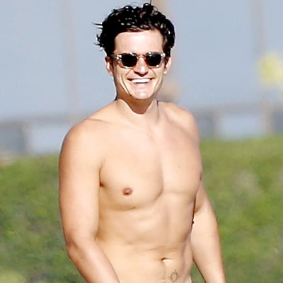 Orlando Bloom's Naked Paddleboarding Pics Are Breaking the Internet: The Best Reactions