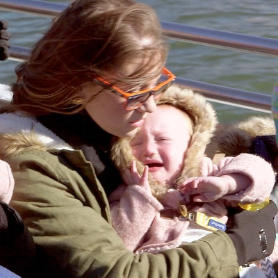 'OutDaughtered' Quintuplets Throw Tantrums During NYC Ferry Ride in Season Finale Sneak Peek