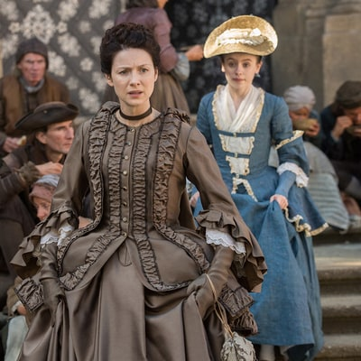 'Outlander' Recap: Claire and Jamie Finally Have Sex, She Suspects the Comte Poisoned Her