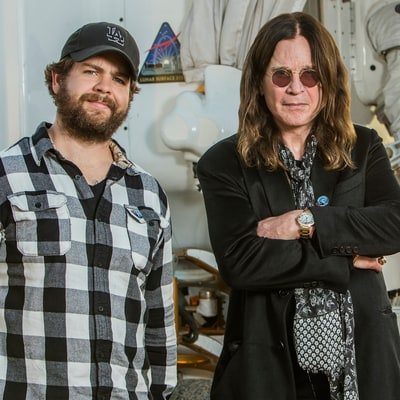 Ozzy, Jack Osbourne on Their 'World Detour': 'It's Been a Laugh'