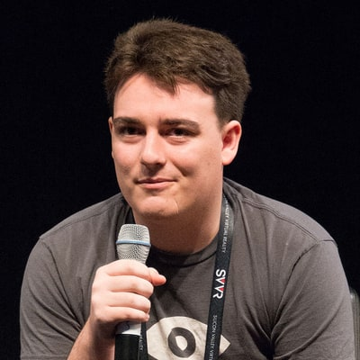 Oculus Founder Palmer Luckey Has a New VR Company