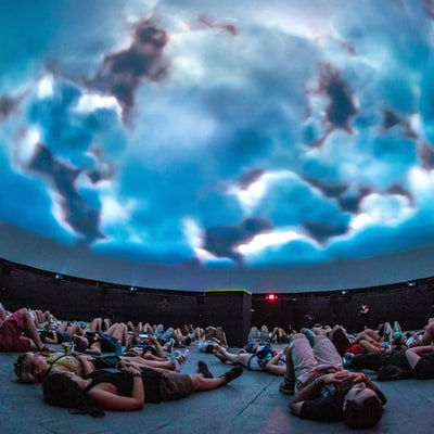Inside Panorama Fest's Groundbreaking Virtual-Reality Experience