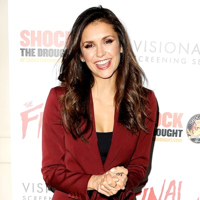 How to Rock Colorful Pantsuits in Real Life Just Like Nina Dobrev, Sarah Hyland, More Celebs