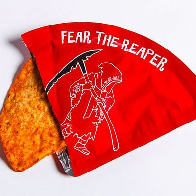The Spiciest Chip in the World Can Now Be Purchased... One Chip at a Time