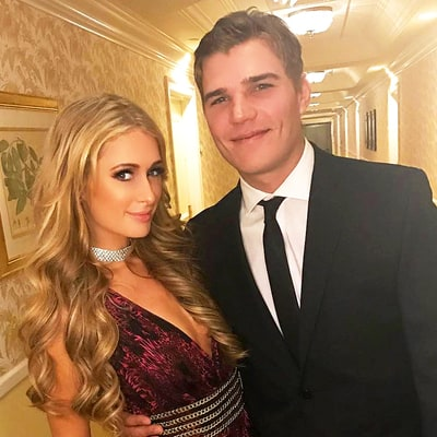 Paris Hilton Is Dating 'The Leftovers' Actor Chris Zylka: Photos