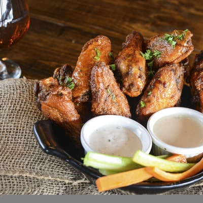 14 New Ways to Do Chicken Wings