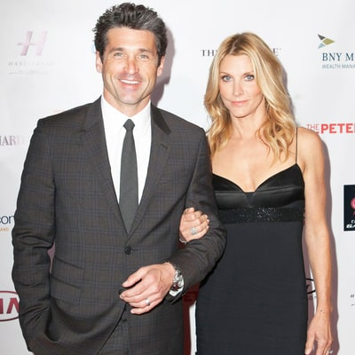 Patrick Dempsey Confirms He and Wife Jillian Are Back Together: 'You Have to Work at Everything'