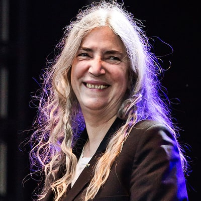 Patti Smith Named 2017 John Lennon Real Love Award Honoree