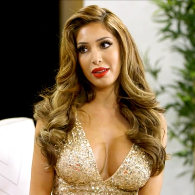 Farrah Abraham Brags About Covering Up Her Breasts for Dates in 'Million Dollar Matchmaker' Sneak Peek