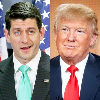 Paul Ryan Still Won't Endorse Donald Trump, Says He's 'Just Not Ready'