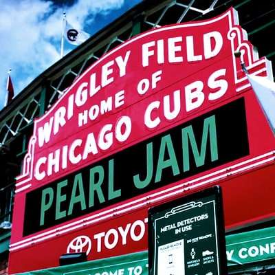 Pearl Jam Capture Wrigley Field Shows in 'Let's Play Two' Concert Film