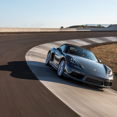 A Fast and Furious Day at the Porsche Experience Center in Los Angeles