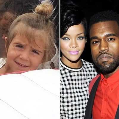 Penelope Disick Lip Syncs to Rihanna's 'Work,' Kanye West: Watch the Videos