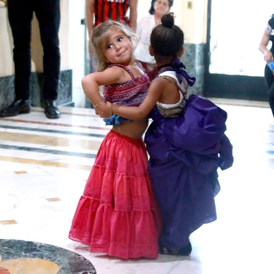 North West, Penelope Disick Salsa Dance in Cuba: Cutest Photos Ever!