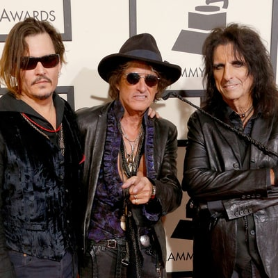 Joe Perry Hospitalized, Is 'Stable' After Collapsing During Hollywood Vampires Gig