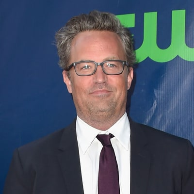 Matthew Perry Admits He Can't Remember Three Years of 'Friends' Because He Was 'Out of It'