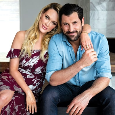 Peta Murgatroyd, Maksim Chmerkovskiy Reveal What They 'Didn't Expect' About Having a Baby