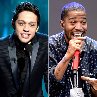 Saturday Night Live's Pete Davidson: Kid Cudi Saved Me From Killing Myself