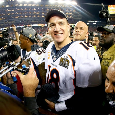 Peyton Manning Wasn't Paid by Budweiser for Postgame Mention, Owns Part of Distributor