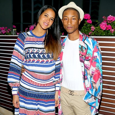 Pharrell Williams, Wife Helen Lasichanh Expecting Second Child: See Her Baby Bump!