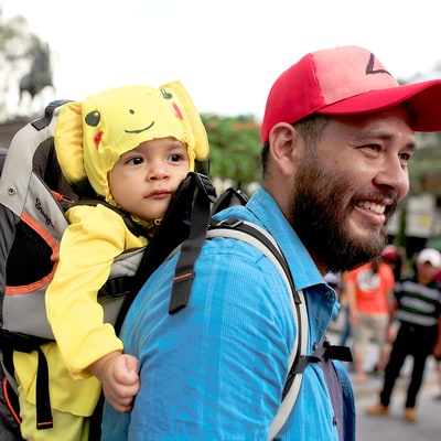 Naming Your Baby After a Pokemon Go Character Is Now a Thing