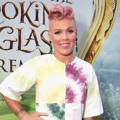 Pink Shows Off Her Growing Baby Belly as She Does a 'Turkey Dance'
