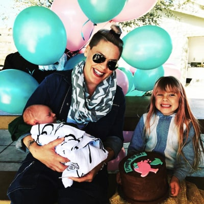 Pink Throws Daughter Willow a 'Big Sister Party' to Celebrate Birth of Son Jameson