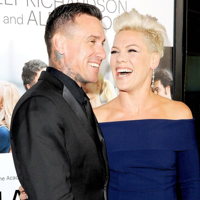 Pink Laughs Off Divorce Rumors: I Can't Wait to Take Over Carey Hart's Closet