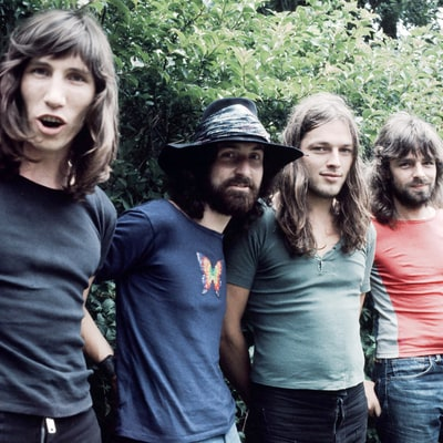 Pink Floyd Exhibition Unearths Lost Footage, Laser Show