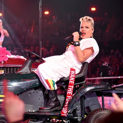 On the Charts: Pink Sets 2017's First-Week Sales Record by Female Artist